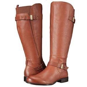 Naturalizer Joan Wide-Calf Riding Boot